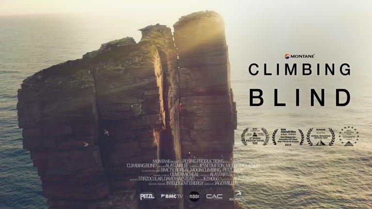 Climbing Blind Moc Gór 2020