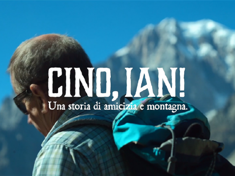 Moc gór festiwal Cino Ian